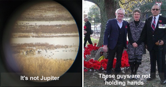 16 Pics With Confusing Perspectives That Can Deceive Your Eyes