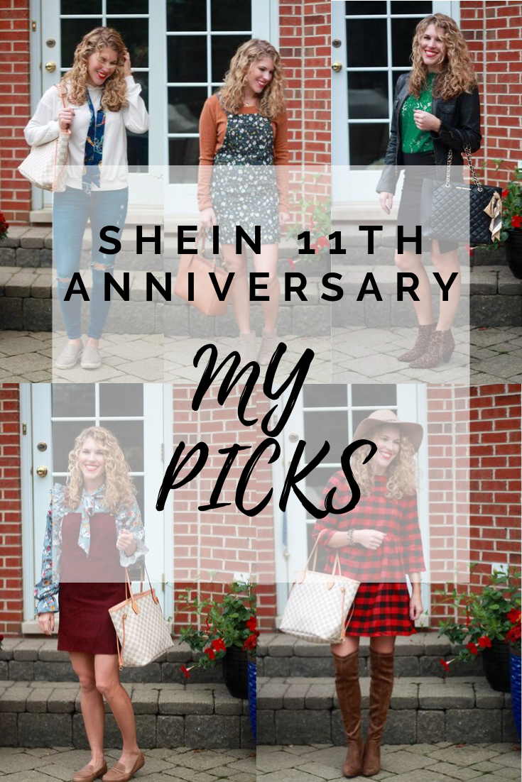 SHEIN 11 Years | Happy Birthday!