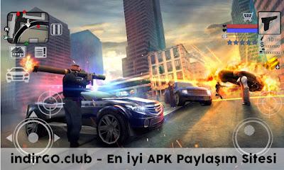 police vs gangster new york 3d hile apk
