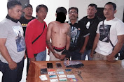 Ditreskrimum Polda Bali Tangkap Seorang Melakukan Tindak Kejahatan