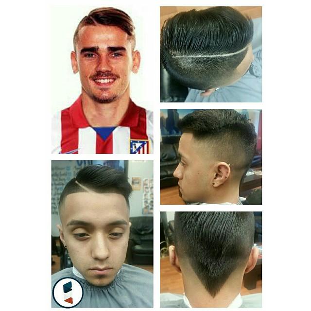 model rambut pria garis pinggir | Contoh Model Rambut Pria