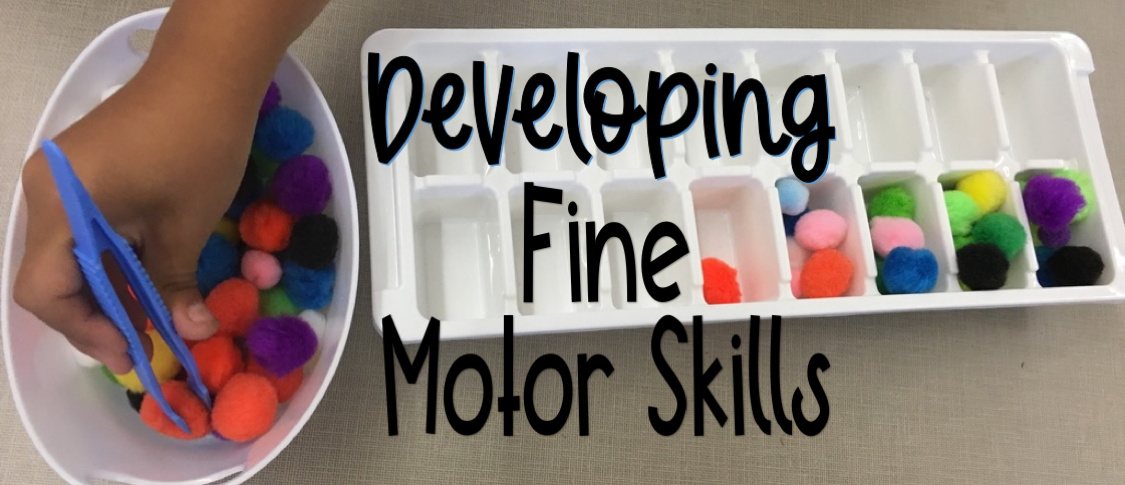 fine notor skills- develop fine motor skills with no prep resorces and basic supplies