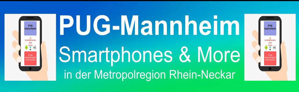 PUG-Mannheim - Smartphones And More