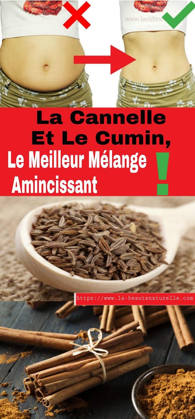 La Cannelle Et Le Cumin, Le Meilleur Mélange Amincissant!