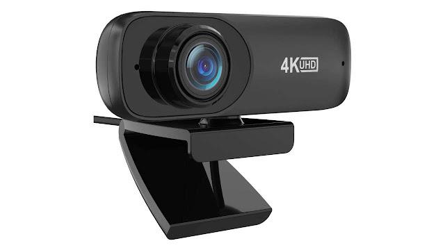 Soft Foot 4K UHD Webcam