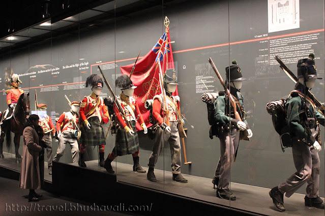 Waterloo Memorial 1815 Napoleon's last battlefield