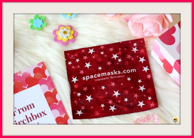 spacemasks self-heating eye mask, birchbox february 2020 review