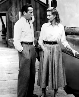 Humphrey Bogart Lauren Bacall Key Largo 1948