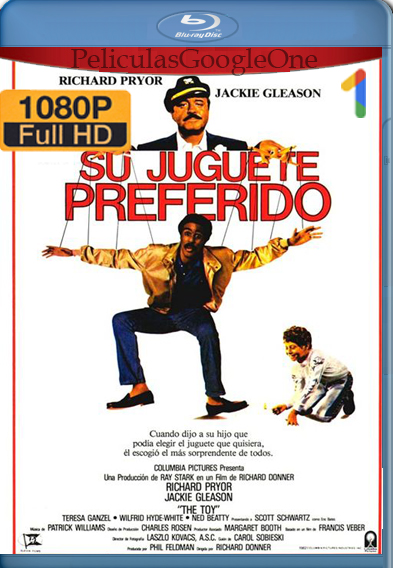 Su juguete preferido [1982] [1080p BRrip] [Castellano-Inglés] – StationTv