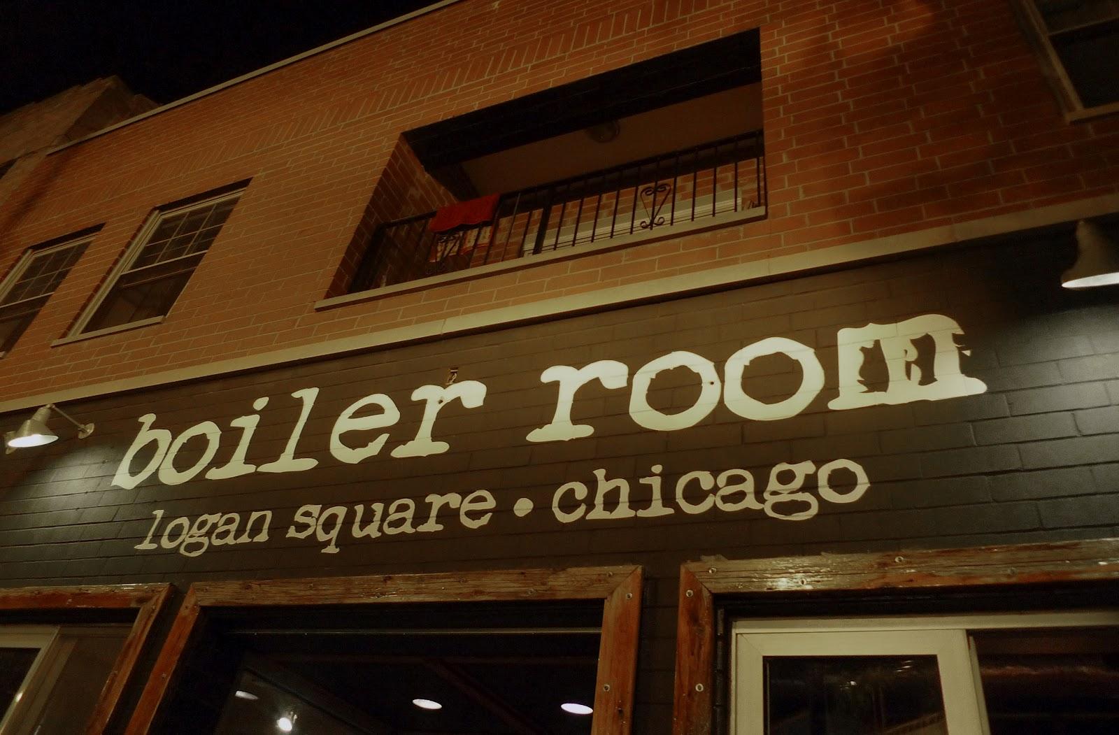 eat pure Boiler Room