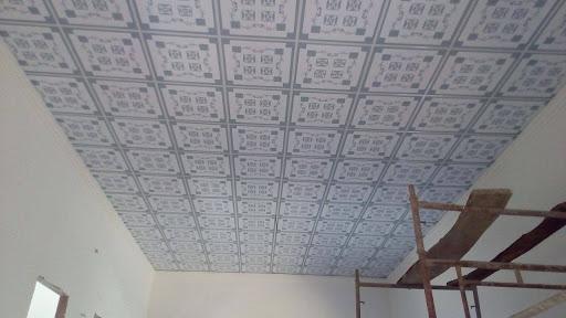 Thợ làm Trần Thả Nhựa PVC 60x60 tại Tphcm Sài Gòn Giá rẻ uy tín Trọn Gói mới nhất