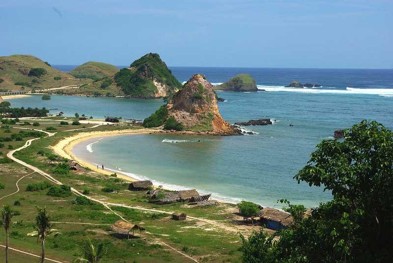 Kawasan Wisata Mandalika Lombok