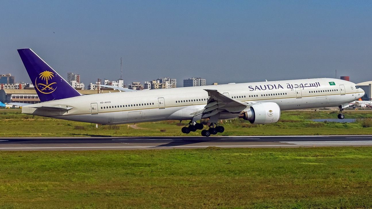 """To Support The Safe Come Back On International Travel. """"Saudi Airlines"""" Begins A Trial Application Of The """"IATA"""" Electronic Traveler Document"""