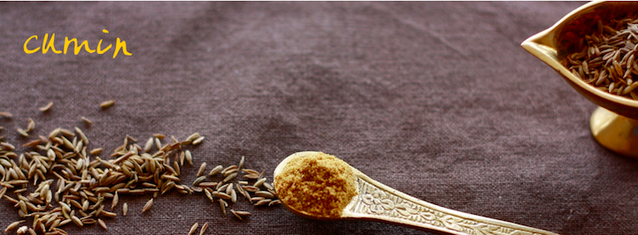 what does cumin taste like, smell like, look like?