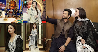 Reema Khan Ramzan Show   Ali Ansari and Mashal Khan Beautiful Pictures