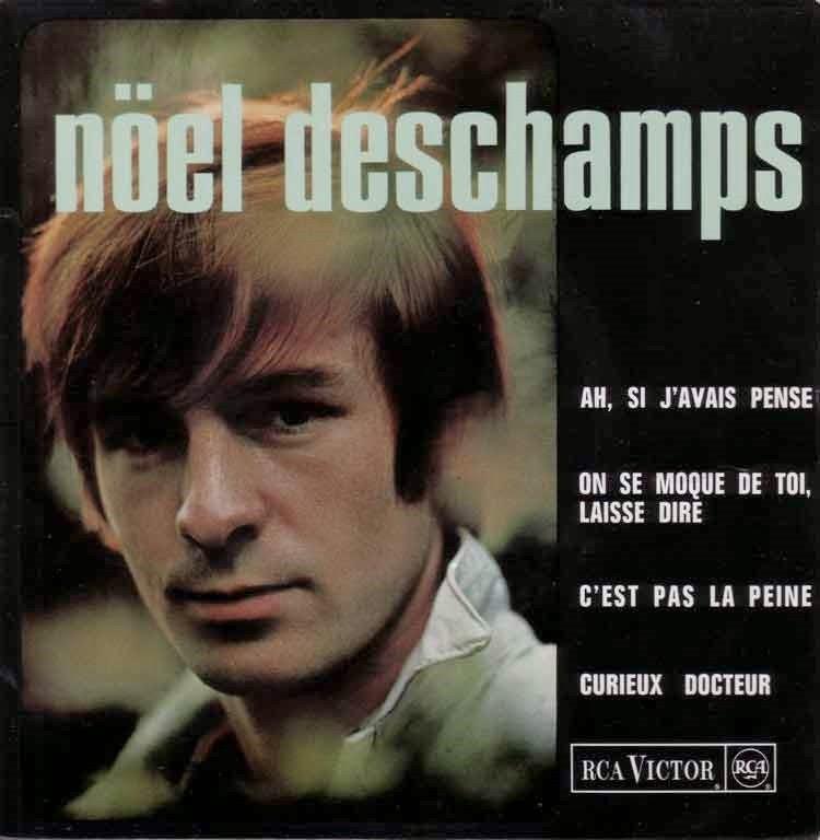 Nöel Deschamps - Sixties français
