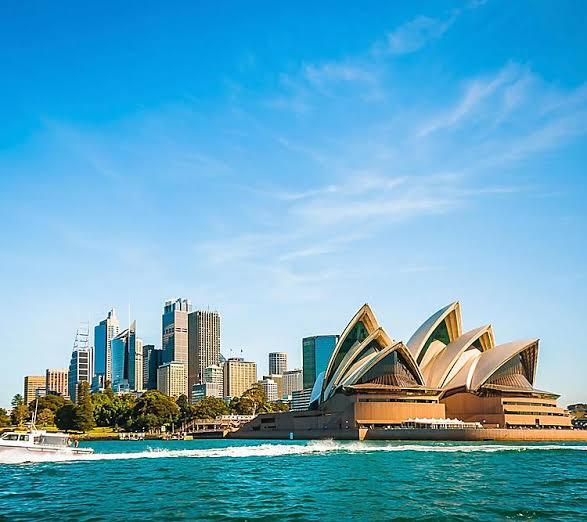 Australia Cruises : Wonder Downs under