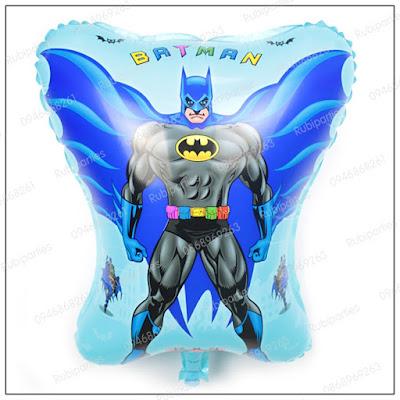 bong hinh Batman mau xanh
