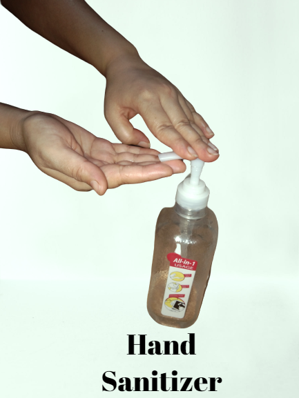 Hand sanitizer manufacturing business