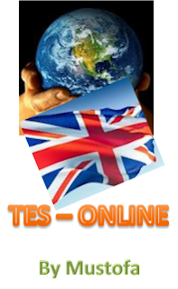 Online test of English for elementary students