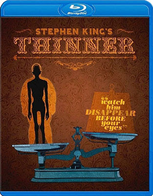 Edición en Blu ray de Thinner
