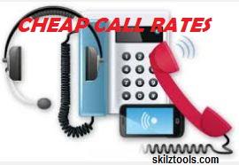 cheap call rates