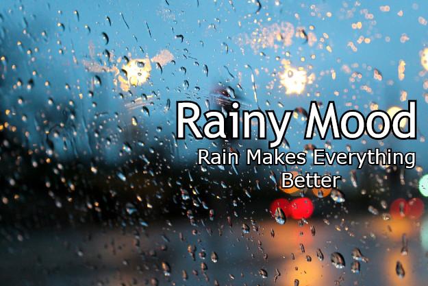 Rainy Mood - Φέρε τη βροχή στο σπίτι σου για απόλυτη χαλάρωση