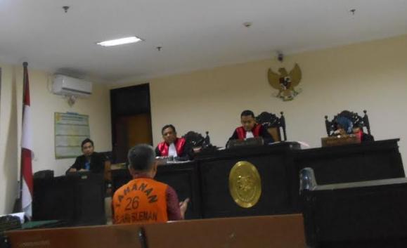 Dirut PT Merapi Berbelit-belit Dipengadilan