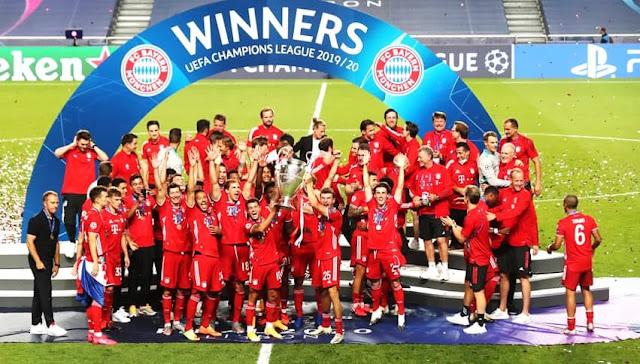 𝐖𝐄 𝐀𝐑𝐄 𝐓𝐇𝐄 𝐂𝐇𝐀𝐌𝐏𝐈𝐎𝐍𝐒 -Bayern Múnich se coronó campeón de la Champions League tras derrotar al PSG - VIDEO Campeones de Europa
