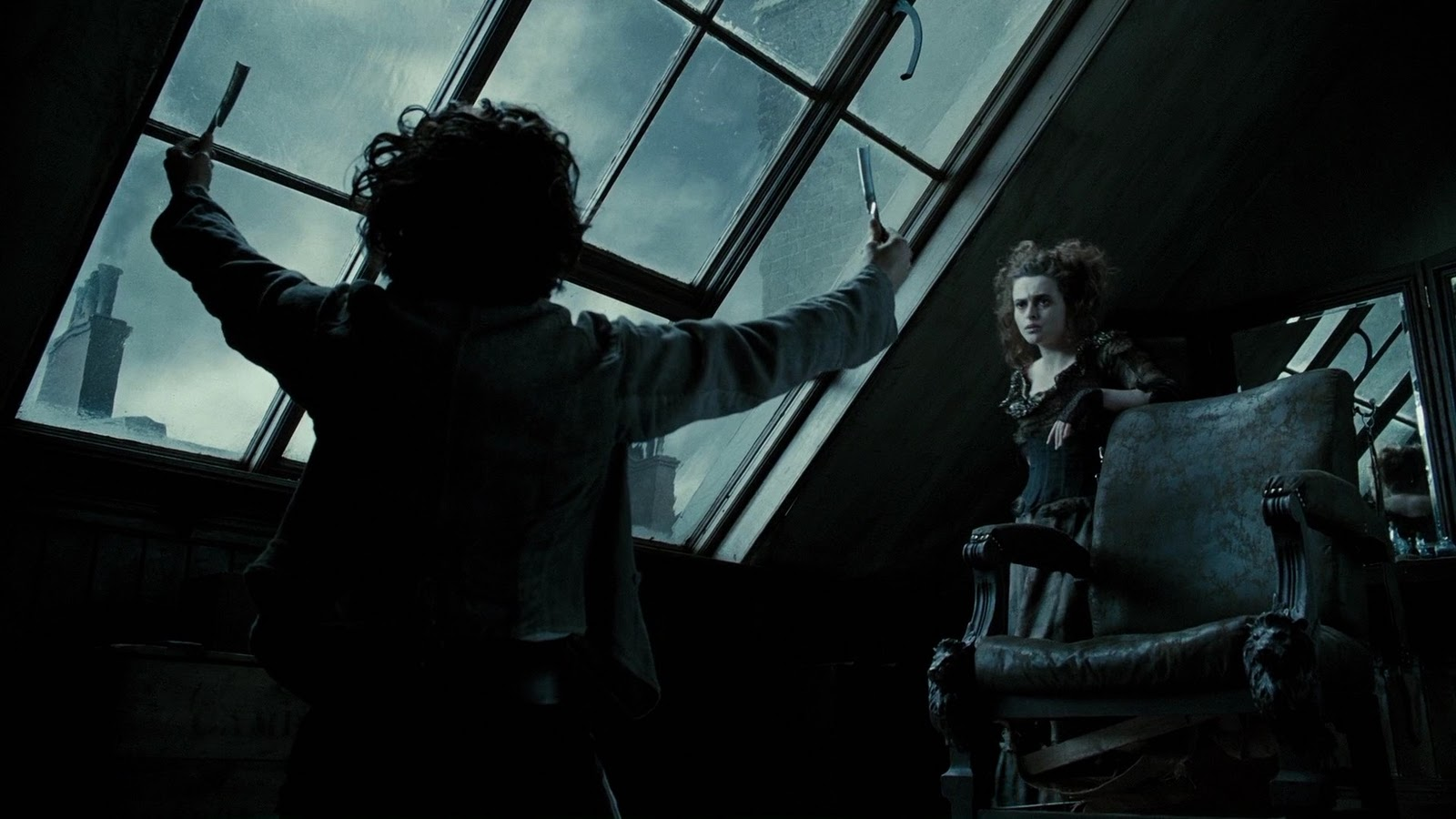 sweeney todd, tim burton, sweeney, demon barber, fleet street, goth musical,