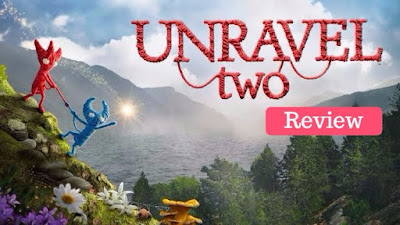 Games reviews: Unravel Two