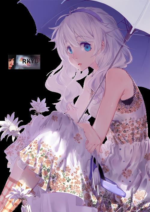 Girl Render by rkyu