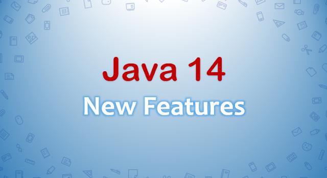 Pequena apresentação do Java 14!!