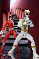 Power Rangers Lightning Collection SPD Omega Ranger & Uniforce Cycle 62