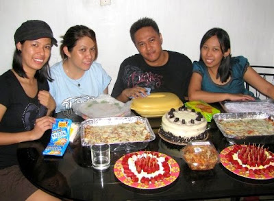 Friends Birthday Celebration