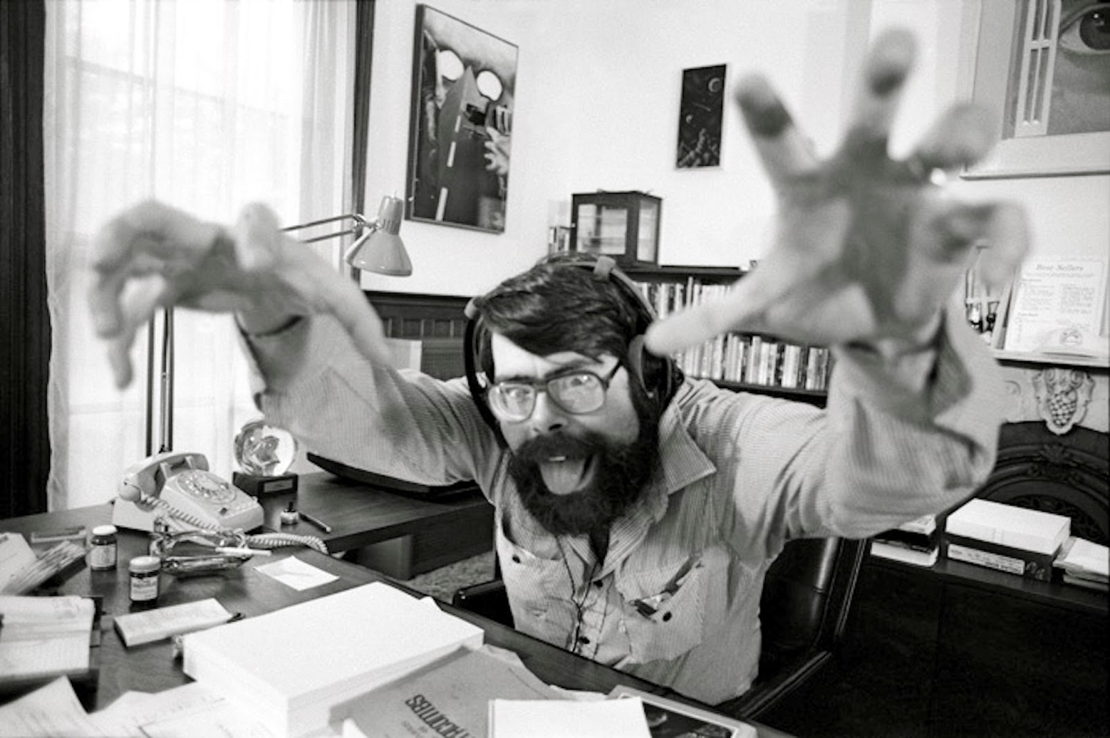 Ten things I learned about writing from Stephen King