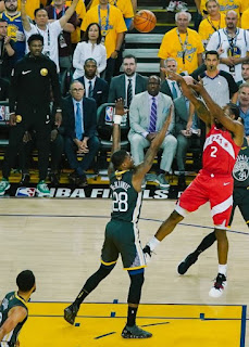NBA Finals - Golden State Warriors - Toronto Raptors