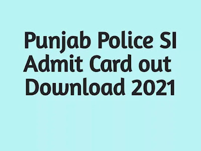 Punjab Police SI Admit Card 2021: Punjab Police is conducting the online exam for the post of Sub Inspector from 17 to 24 August 2021. Candidate who are appearing in Punjab Police SI Exam can check their Punjab Police Admit Card Updates from the official website (punjabpolice.gov.in) by login into their account. We have also given Punjab Police SI Login Link in this article.