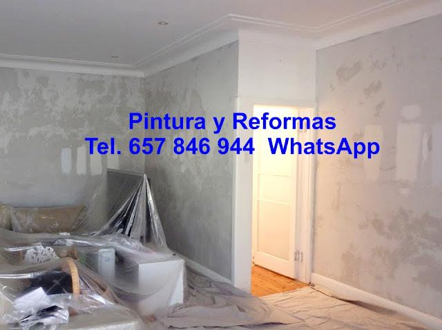 Pintores Mijas comdedor habitaciones