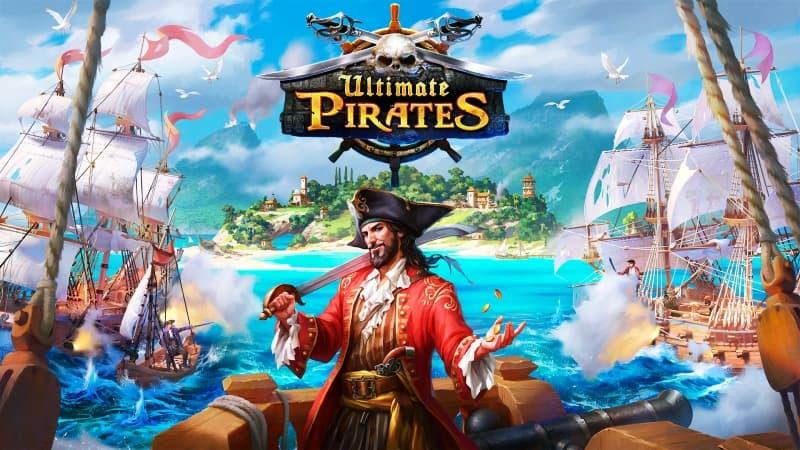 العاب ذكاء اون لاين Ultimate Pirates