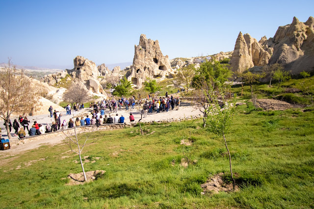Open air museum, Goreme-Cappadoci