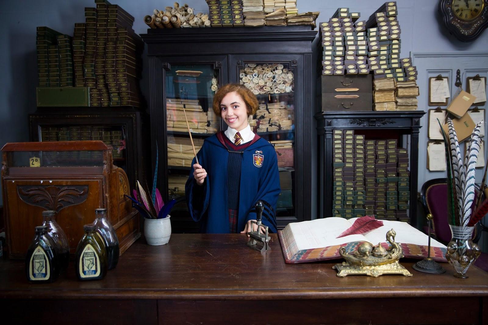 """RUMOR: O uniforme de Hogwarts em """"Os Crimes de Grindelwald"""" seria azul?"""