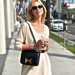 Carrie y Chiara y la moda de los bolsos para otoño 2018