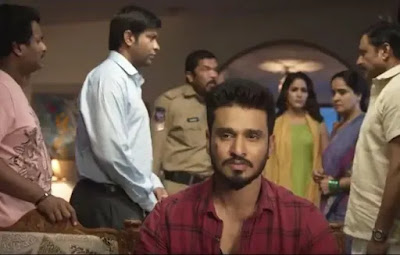 Arjun Suravaram (2019) Movierulz Movie Stills 6