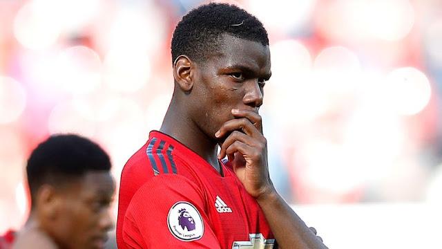 Пол Погба хочет покинуть «Манчестер Юнайтед» и вернуться в «Ювентус» этим летом