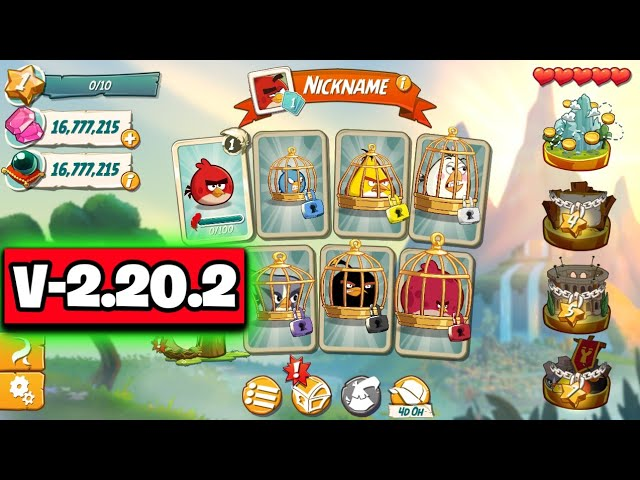 Angry birds mod apk hack download | Download Angry Birds Go