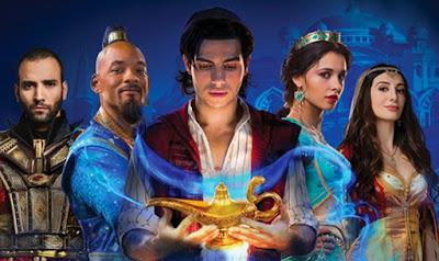 Nasim Pedrad Aladdin Hollywood Movie in Hindi