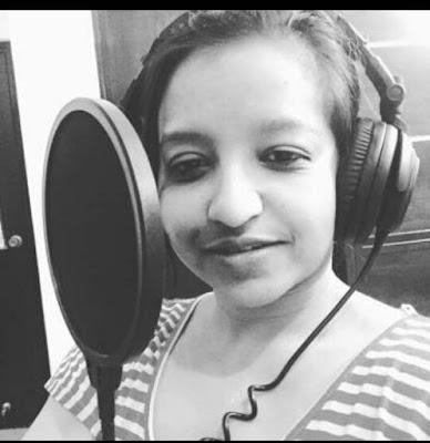 Singer Swati Ghosh