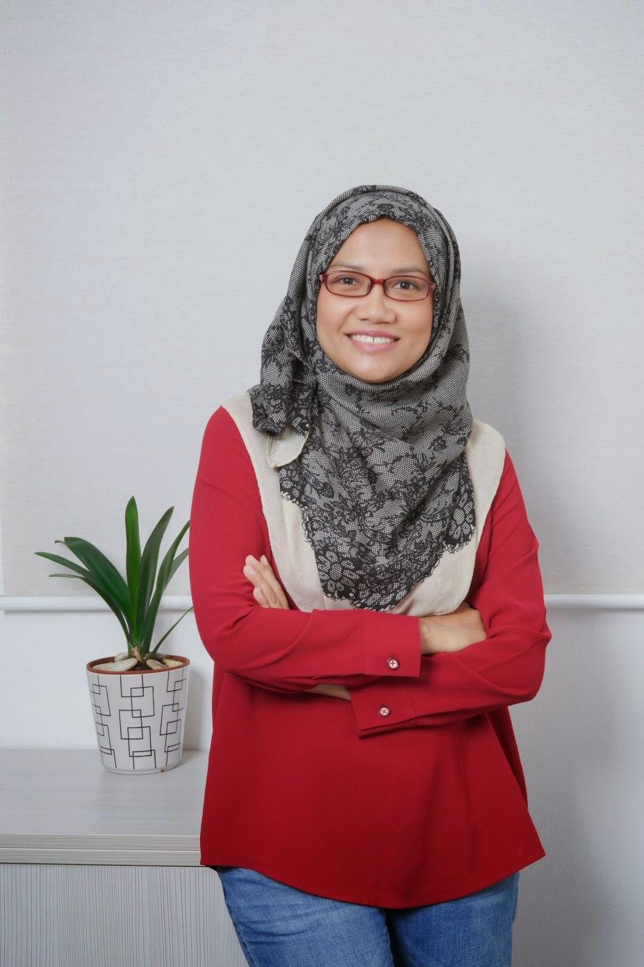 Founder of EDZ - Norasurah Abd Wahab a.k.a Sue