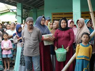 Bupati Faida Bantu  Pulangkan TKI Meninggal di Malaysia